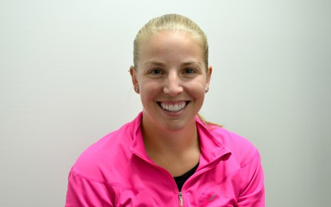 Danyka Bougie, Exercise Consultant, B.Sc. Kin.
