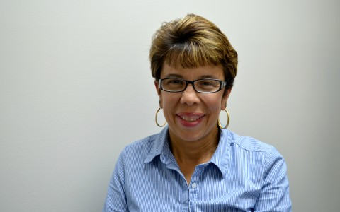 Nathalie Pinzon, Office assistant